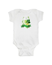 St Patricks Day 3 Onesie tile