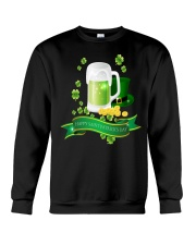 St Patricks Day 3 Crewneck Sweatshirt tile
