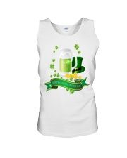 St Patricks Day 3 Unisex Tank tile
