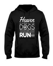 Dogs In Heaven  Hooded Sweatshirt thumbnail