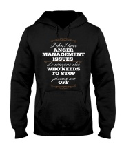I Don't Have Anger Management Issues Hooded Sweatshirt thumbnail