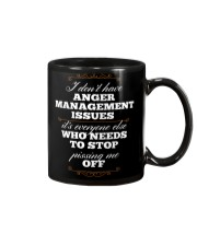 I Don't Have Anger Management Issues Mug thumbnail
