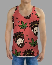 Dreads All-over Unisex Tank aos-tank-unisex-lifestyle01-front