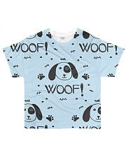 Woof 1 All-over T-Shirt front