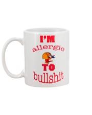 I 'm Allergic to Bullshit Mug back