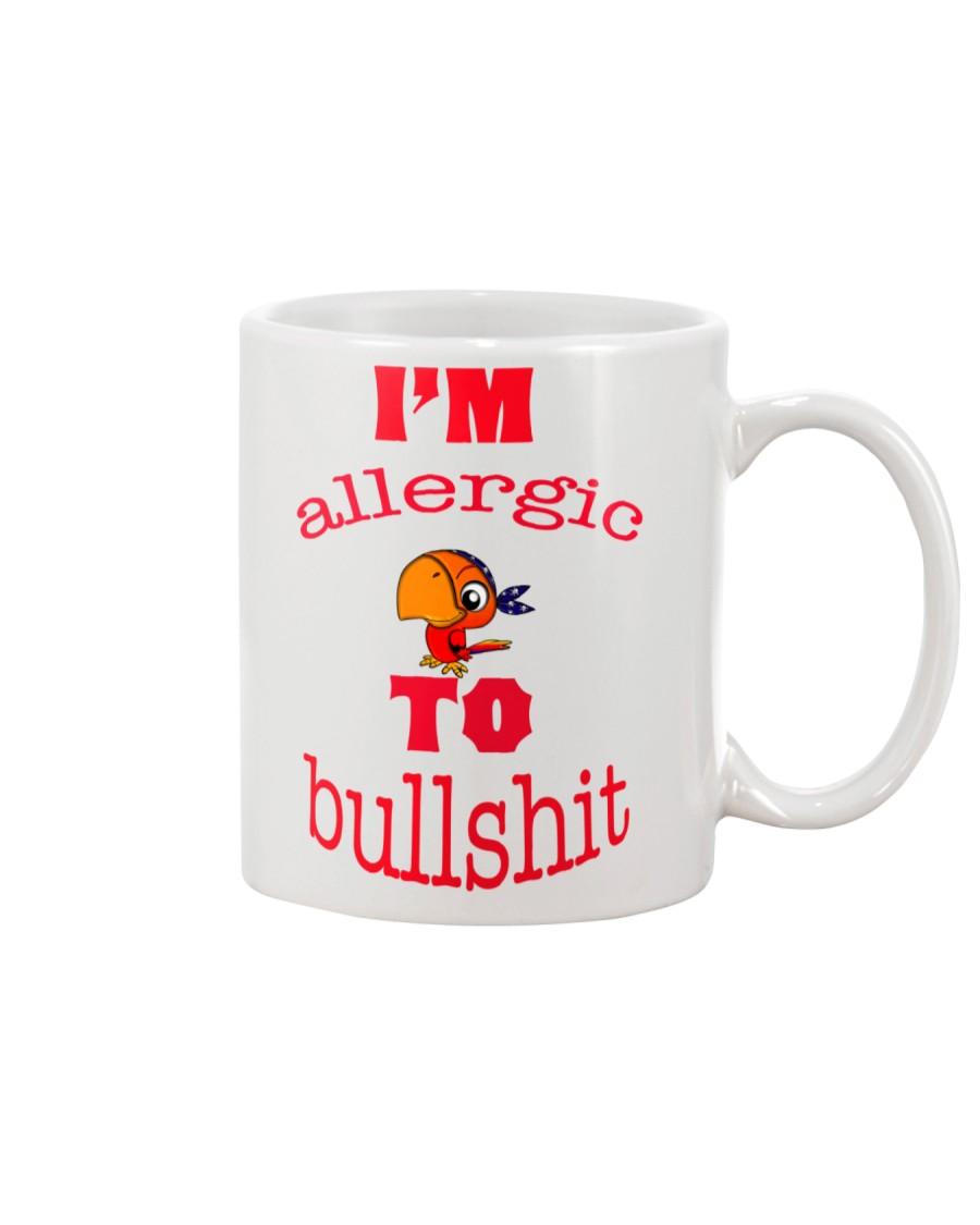 I 'm Allergic to Bullshit Mug