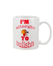 I 'm Allergic to Bullshit Mug tile