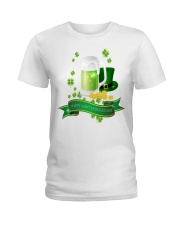 Happy St Patricks Day 1 Ladies T-Shirt thumbnail