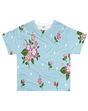 Flowers 1 All-over T-Shirt thumbnail