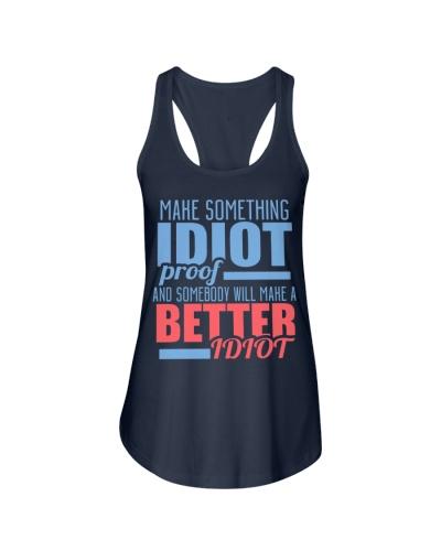 Make Something Idiot Proof
