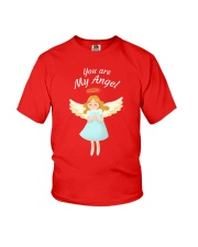 You Are My Angel  Youth T-Shirt front
