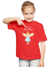You Are My Angel  Youth T-Shirt lifestyle-youth-tshirt-front-2