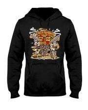 Pizza Gangster Hooded Sweatshirt thumbnail