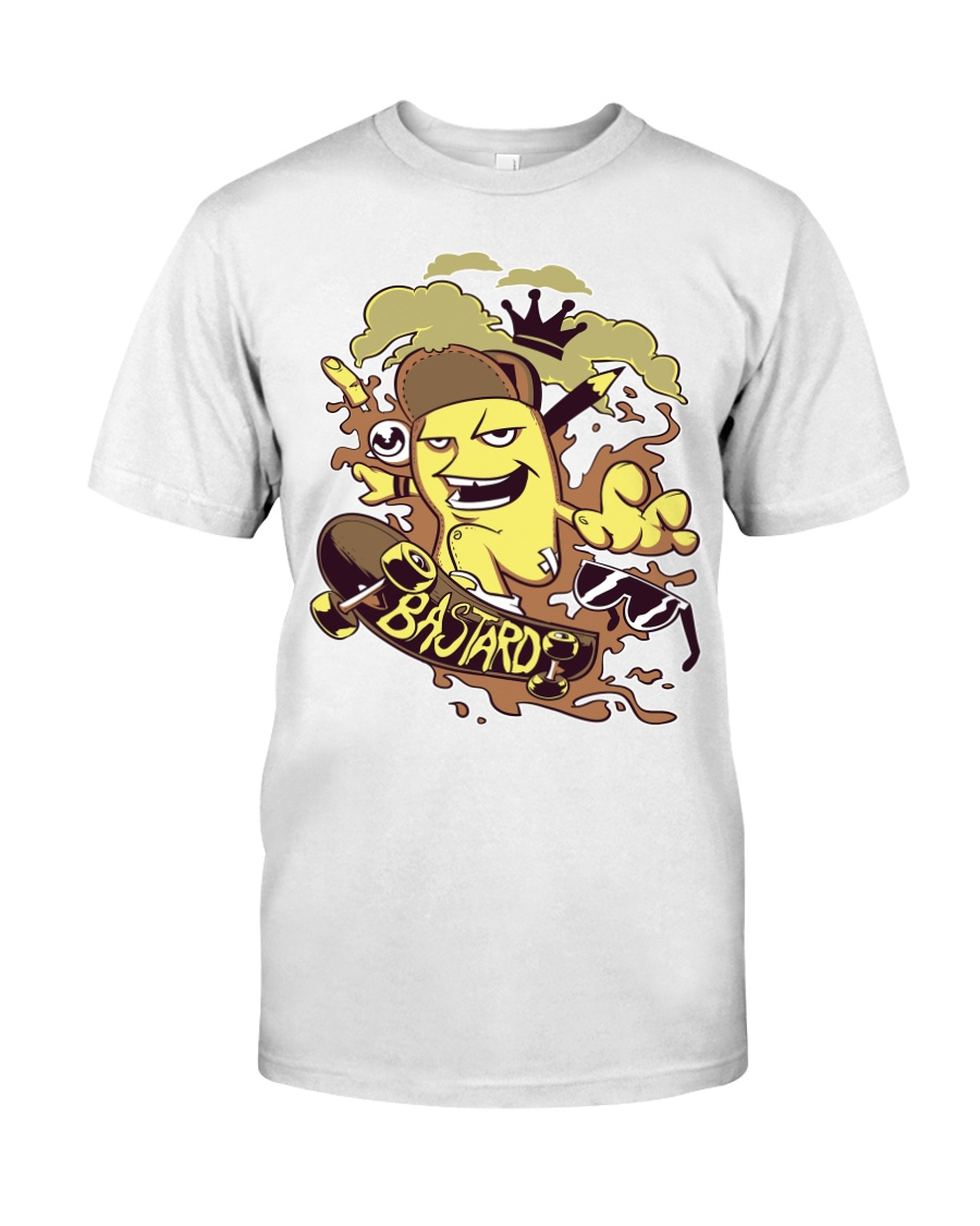 Bastard Tee Classic T-Shirt