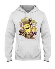 Bastard Tee Hooded Sweatshirt thumbnail