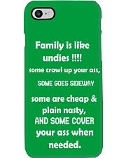 Family is like undies Phone Case i-phone-7-case