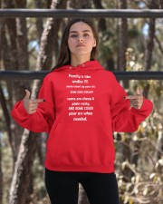 Family is like undies Hooded Sweatshirt apparel-hooded-sweatshirt-lifestyle-05