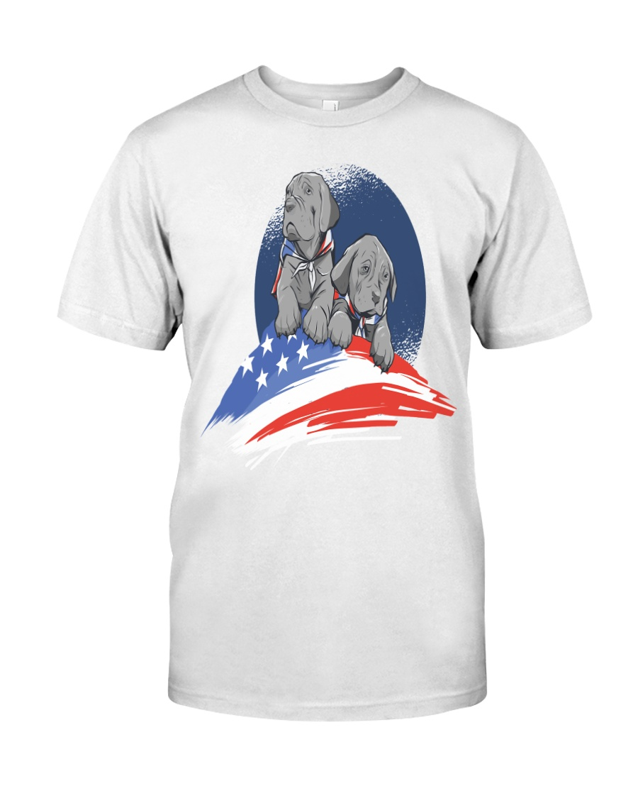 American Puppies  Classic T-Shirt