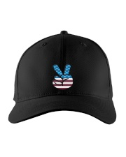 Peace America Embroidered Hat thumbnail