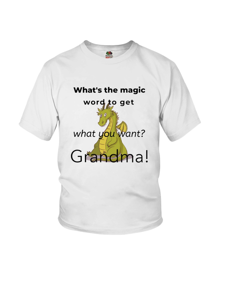 What's The Magic Word Youth T-Shirt