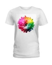 Rainbow Ladies T-Shirt thumbnail