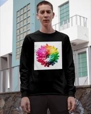 Rainbow Long Sleeve Tee apparel-long-sleeve-tee-lifestyle-03