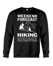 HIKING WEEKEND Crewneck Sweatshirt thumbnail