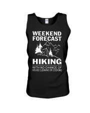 HIKING WEEKEND Unisex Tank thumbnail