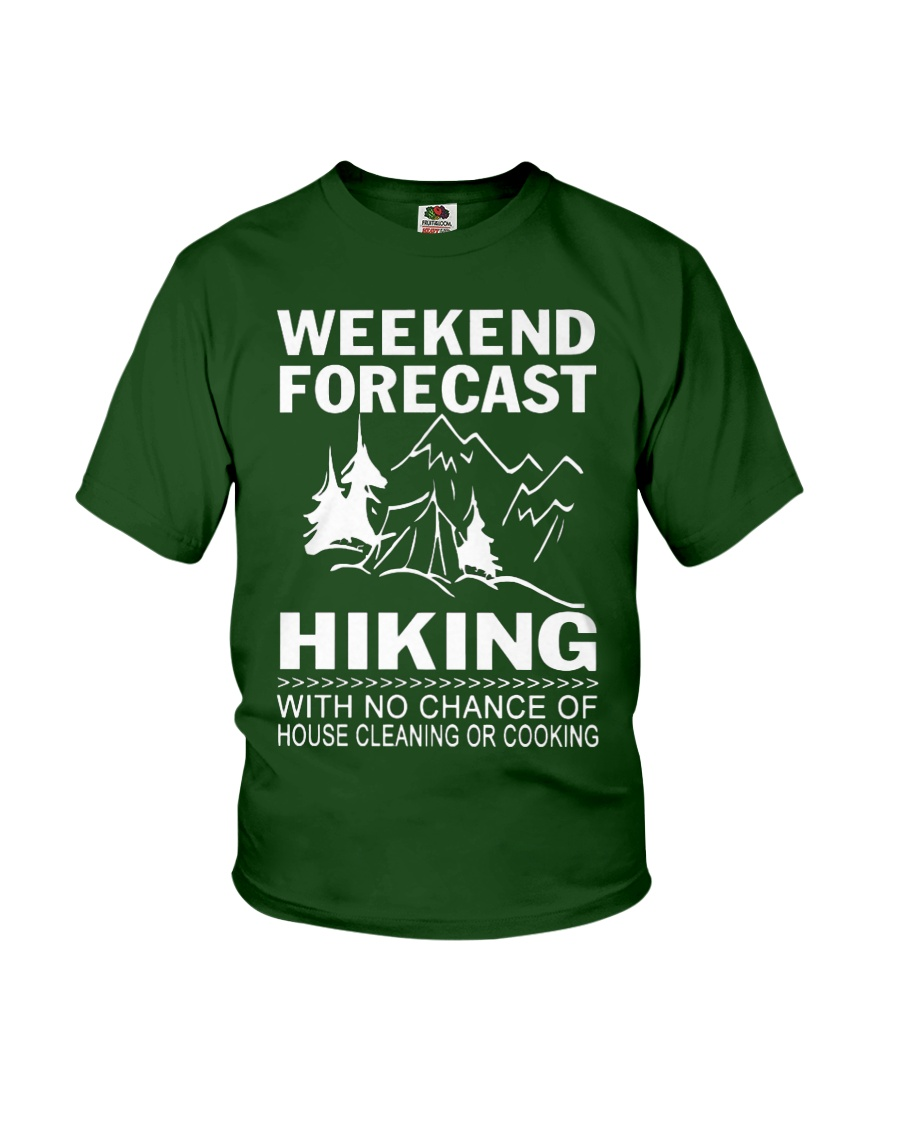HIKING WEEKEND Youth T-Shirt