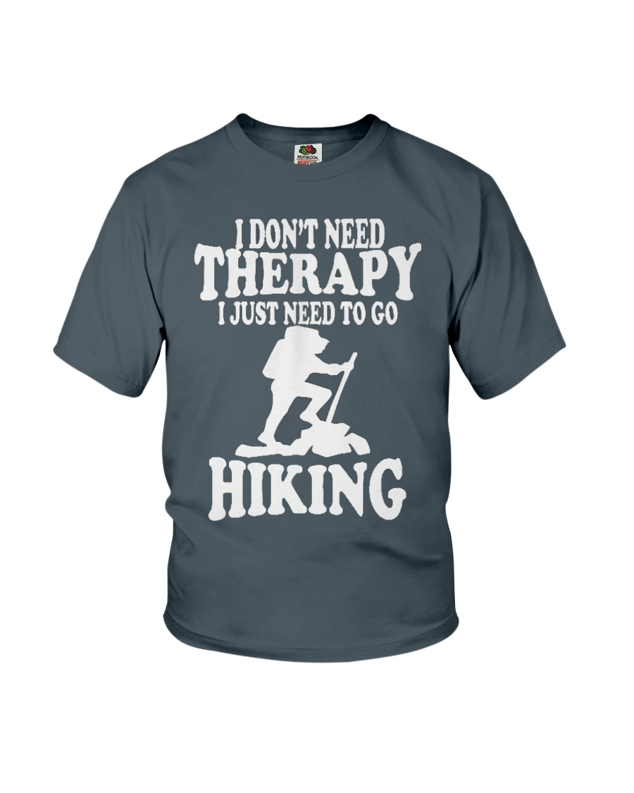 to go hiking Youth T-Shirt