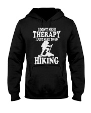 to go hiking Hooded Sweatshirt thumbnail