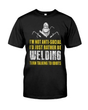 WELDER TALKING  Classic T-Shirt thumbnail