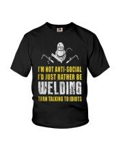 WELDER TALKING  Youth T-Shirt thumbnail