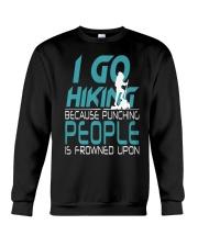 I hiking Crewneck Sweatshirt thumbnail