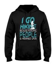 I hiking Hooded Sweatshirt thumbnail