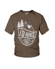 THAT HIKING Youth T-Shirt thumbnail