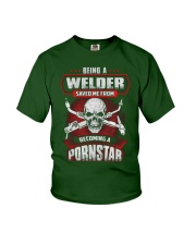 WELDER-BEING  Youth T-Shirt front