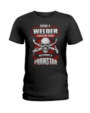 WELDER-BEING  Ladies T-Shirt thumbnail