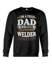 DAD OFWELDER  Crewneck Sweatshirt tile