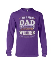DAD OFWELDER  Long Sleeve Tee thumbnail