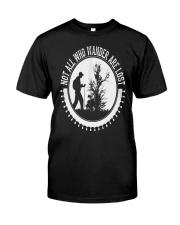 all who wander  Classic T-Shirt thumbnail