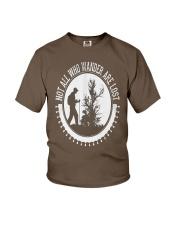 all who wander  Youth T-Shirt thumbnail