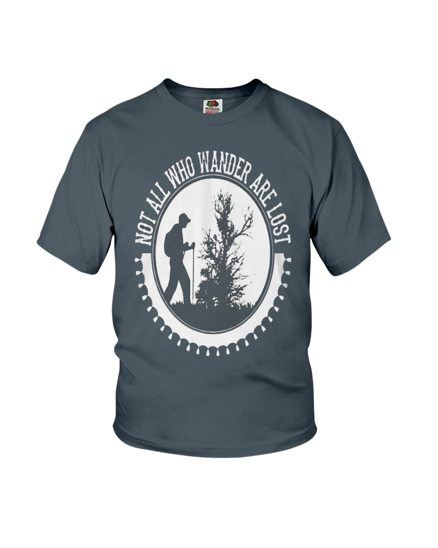 all who wander  Youth T-Shirt