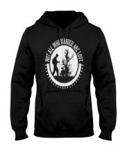 all who wander  Hooded Sweatshirt thumbnail
