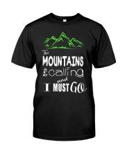 Hiking Tees Classic T-Shirt thumbnail