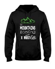 Hiking Tees Hooded Sweatshirt thumbnail