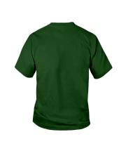 Hiking Thinking  Youth T-Shirt back