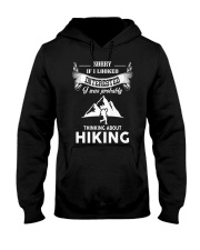 Hiking Thinking  Hooded Sweatshirt thumbnail