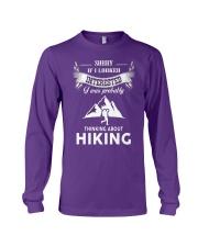 Hiking Thinking  Long Sleeve Tee thumbnail