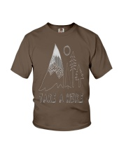 TAKE A HIKE Youth T-Shirt thumbnail